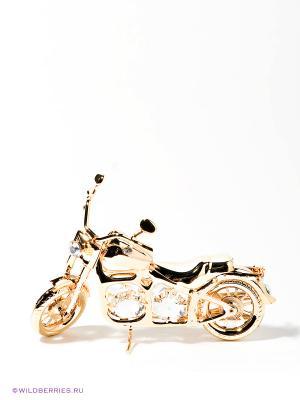 Фигурка Мотоцикл Харлей Юнион. Цвет: золотистый