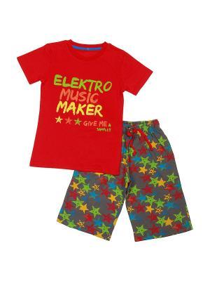 Комплект одежды SOFT SECRET. Цвет: бордовый