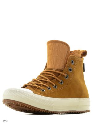 Кеды Chuck Taylor WP Boot Converse. Цвет: оранжевый