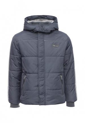 Куртка утепленная Brums. Цвет: серый
