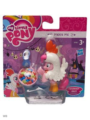 Коллекционные пони Hasbro. Цвет: бежевый