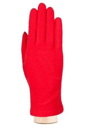Перчатки Labbra. Цвет: ярко-красный