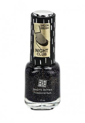 Лак для ногтей Brigitte Bottier. Цвет: синий