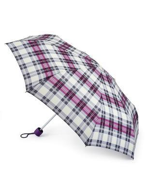 Зонт Механика Fulton. Цвет: бежевый