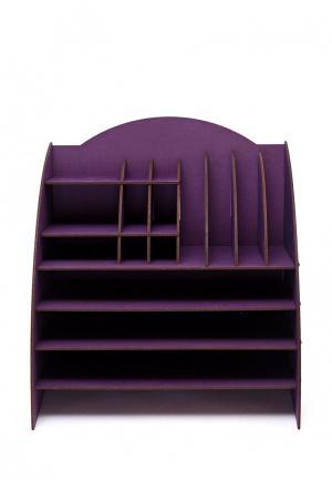 Система хранения Homsu. Цвет: фиолетовый