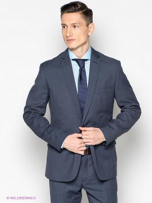 Пиджак INCITY. Цвет: темно-синий