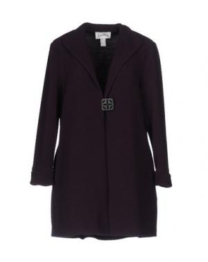 Легкое пальто JOSEPH RIBKOFF. Цвет: темно-фиолетовый