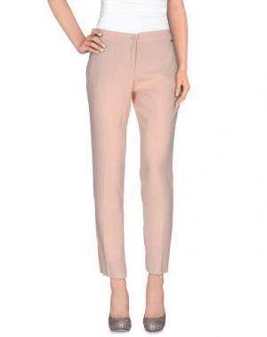 Повседневные брюки TER DE CARACTÈRE. Цвет: розовый