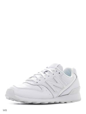 Кроссовки NEW BALANCE 996V3. Цвет: белый