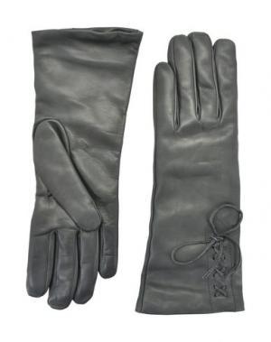 Перчатки 8. Цвет: серый