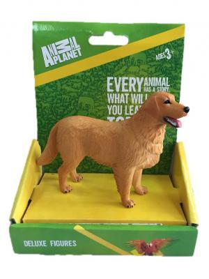 Фигурка Mojo (Animal Planet) в индивидуальной упаковке - Золотистый ретривер (M). Цвет: светло-коричневый