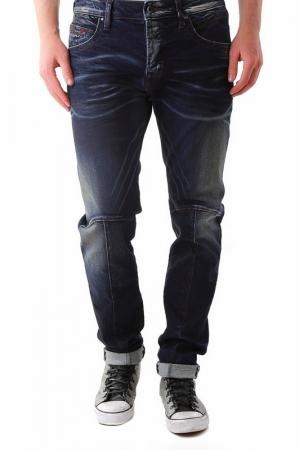 Jeans BRAY STEVE ALAN. Цвет: dark blue