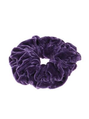 Резинка для волос Gusachi. Цвет: фиолетовый