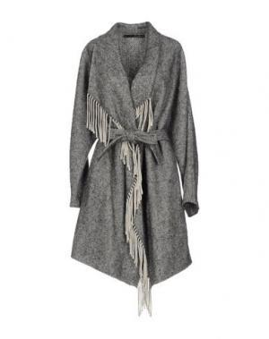 Легкое пальто ANNARITA N.. Цвет: серый