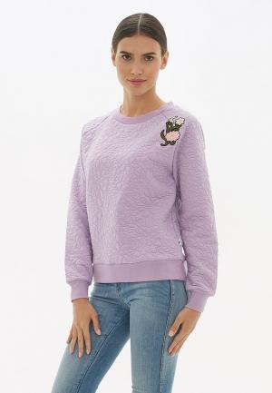 Свитшот Sabellino. Цвет: фиолетовый