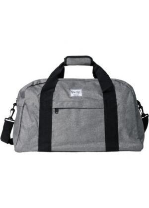 Спортивная сумка (серый) bonprix. Цвет: серый