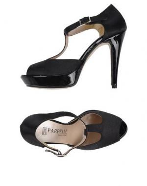 Туфли PARPELLE. Цвет: черный