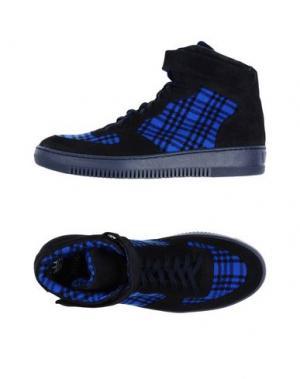 Высокие кеды и кроссовки NBR¹. Цвет: синий