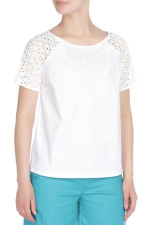 Блузка UNQ. Цвет: 1