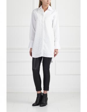 Платье MoS. Цвет: белый
