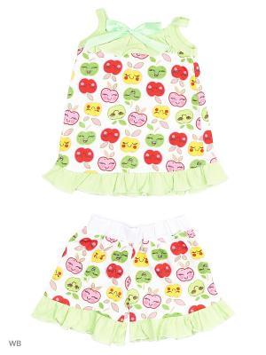 Пижама Baby Boom. Цвет: салатовый