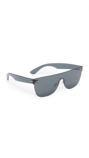 Солнцезащитные очки Tuttolente с ровным верхом Super Sunglasses