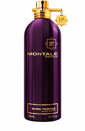 Парфюмерная вода Dark Purple Montale. Цвет: бесцветный