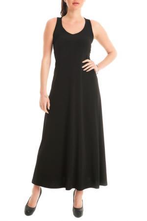 Платье Rebecca Bella. Цвет: черный