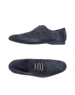 Обувь на шнурках BAGATT. Цвет: грифельно-синий