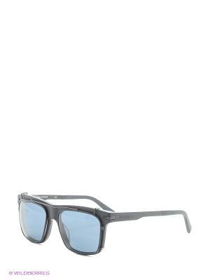 Солнцезащитные очки VL 1404 0001 PX1000 Vuarnet. Цвет: черный