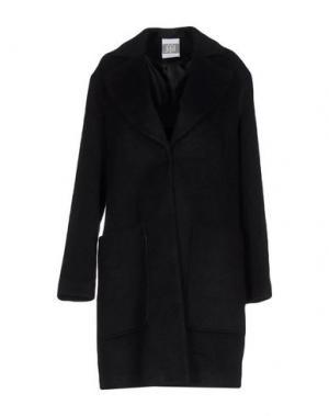 Пальто JIJIL. Цвет: черный