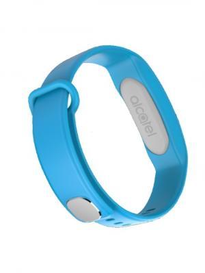 Фитнес-браслет MB10 Alcatel. Цвет: голубой, белый