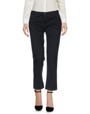 Повседневные брюки AB/SOUL. Цвет: черный