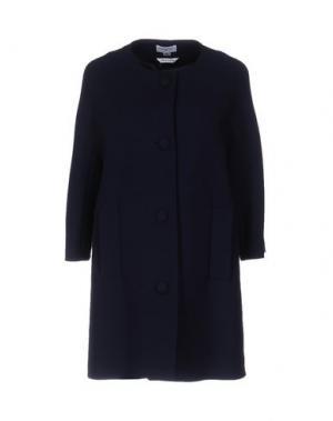 Пальто PIU' &. Цвет: темно-синий