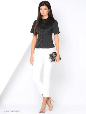 Блузка INDIGIRA. Цвет: черный