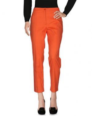 Повседневные брюки GIORGIO GRATI. Цвет: оранжевый