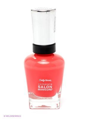 Лак для ногтей, тон 546 SALLY HANSEN. Цвет: розовый