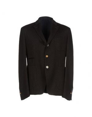 Пиджак JOHN SHEEP. Цвет: стальной серый