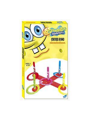 Кольцеброс Nickelodeon. Цвет: желтый, красный, синий