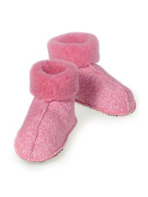 Тапочки ALWERO. Цвет: розовый