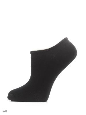 Носки, 3 пары HOSIERY. Цвет: сиреневый, серый, черный