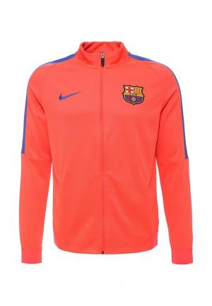 Олимпийка Nike. Цвет: коралловый