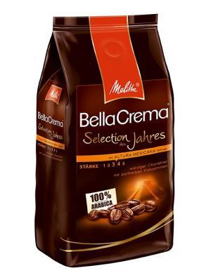 Кофе 01809 в зерн.BC Selection des Jahres,1кг MELITTA. Цвет: темно-коричневый