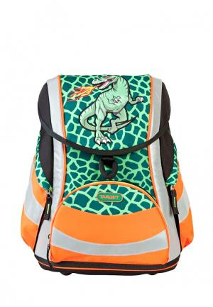 Рюкзак Target. Цвет: зеленый