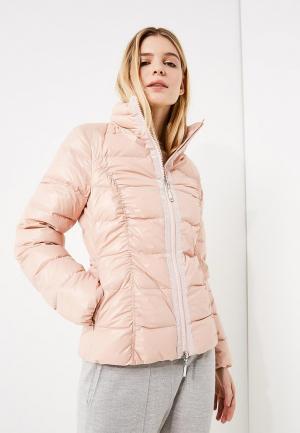 Пуховик Escada Sport. Цвет: розовый