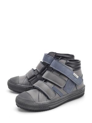 Ботинки PAVLE. Цвет: серый