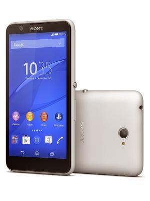 Смартфон Sony E2115 Xperia E4 Dual 3G. Цвет: белый