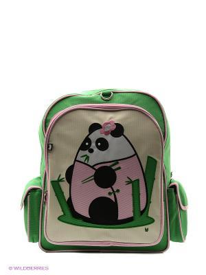 Рюкзак Beatrix NY. Цвет: белый, зеленый, розовый