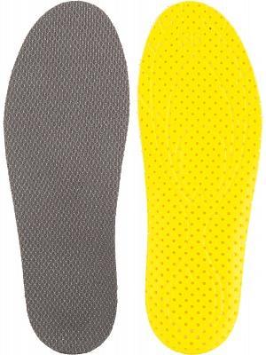 Стельки анатомические летние с нитями серебра  Sport Woly