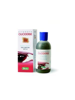 Масло моющее с прополисом Olioderbe для сухих волос перхотью DERBE. Цвет: красный